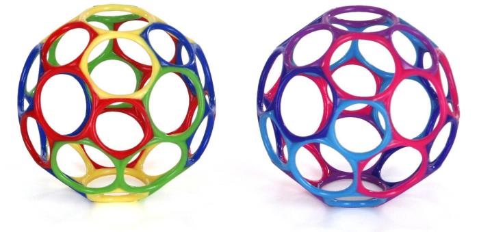 GReifball nochmal in mehr Farben